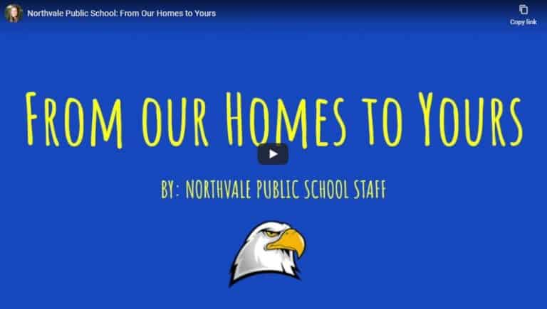 Northvale Public School: From Our Homes to Yours