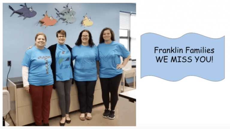 Pennsauken educators share their video message for students & their families